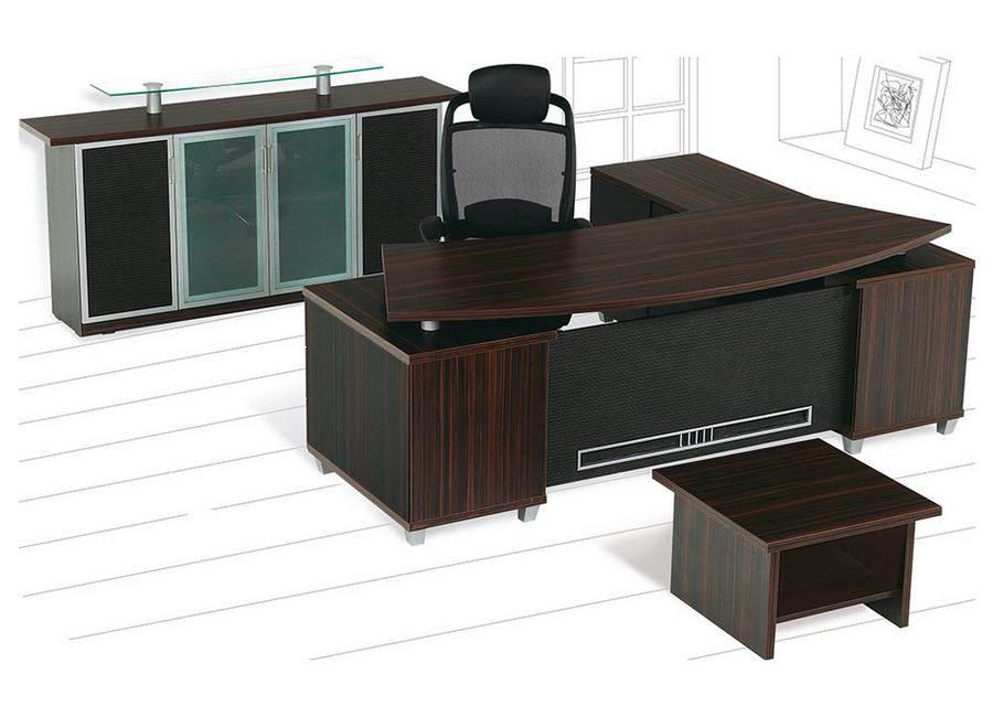 Aci Egrisel Makam Masasi Ahsap Model Ofis Mobilyasi