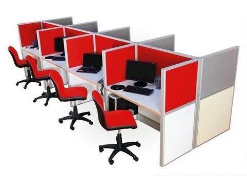Assist çağrı merkezi masası, mobilyası