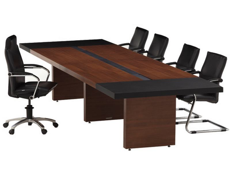 Babini toplantı masası, Ahşap ofis mobilyası