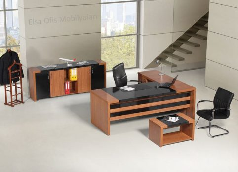 Bonito makam takımı, Modern büro mobilyaları
