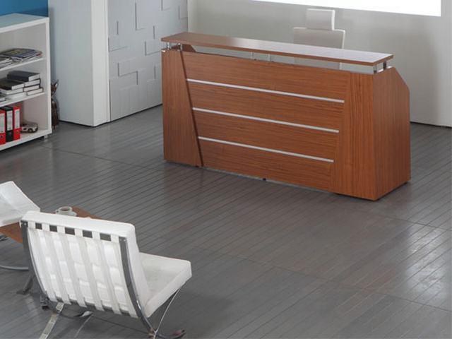 Carisa karşılama bankosu ofis mobilyası