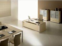 Çizgi makam takımı, Ofis mobilya