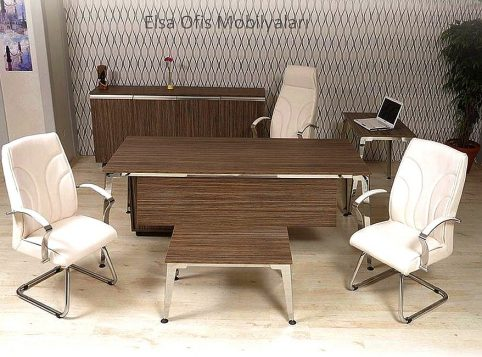 Dekora ofis takımı, büro mobilyası
