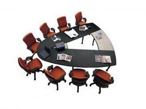 Doğa toplantı masa ofis mobilyası