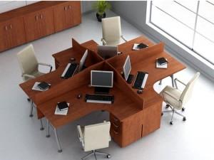 Grup masası, büro mobilyaları masaları