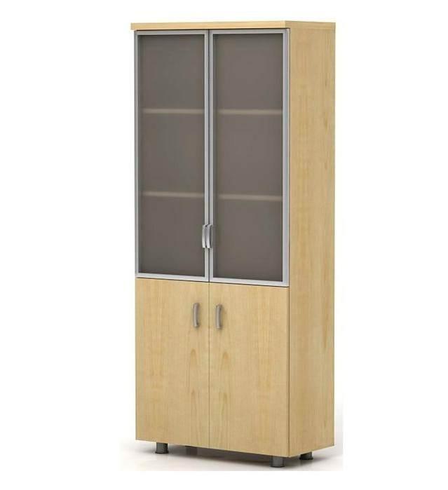 Dosya dolabı - Cam kapaklı - Ofis mobilyası
