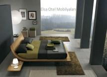 otel oda mobilyası