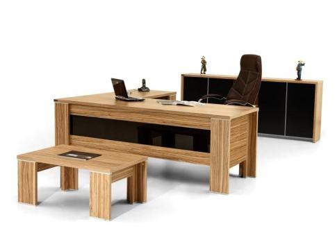 Füme şef masası, Ofis mobilyası