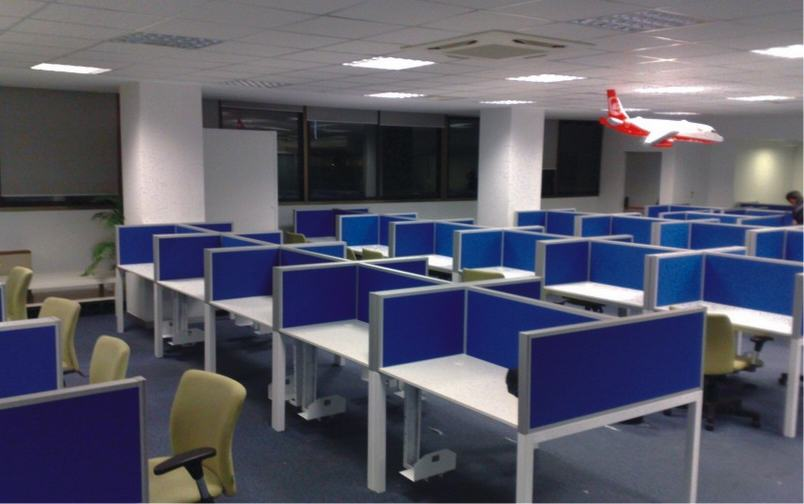 İda call center desk, furniture