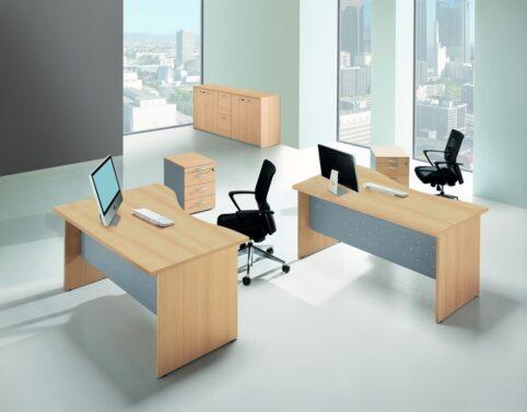 İdea şef ve müdür çalışma masası ofis mobilyası