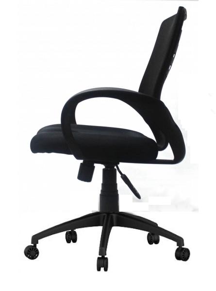 Mesh fileli personel çalışma koltuk modeli