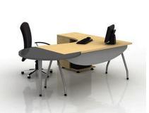 Meta büro çalışma şef masası