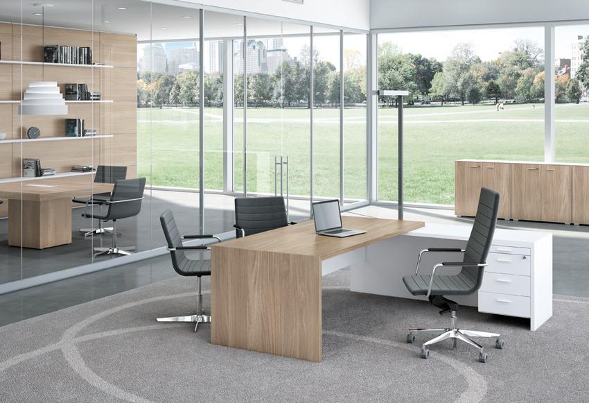 Mobelsa yönetici takımı, Ofis mobilya