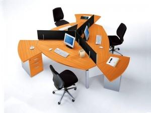 Modern büro mobilyaları