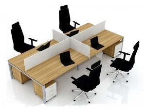 Modüler büro çalışma masası
