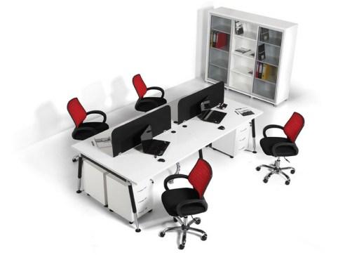 Network ofis çalışma mobilyası