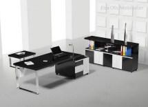 Panama büro takımı, yönetici masası