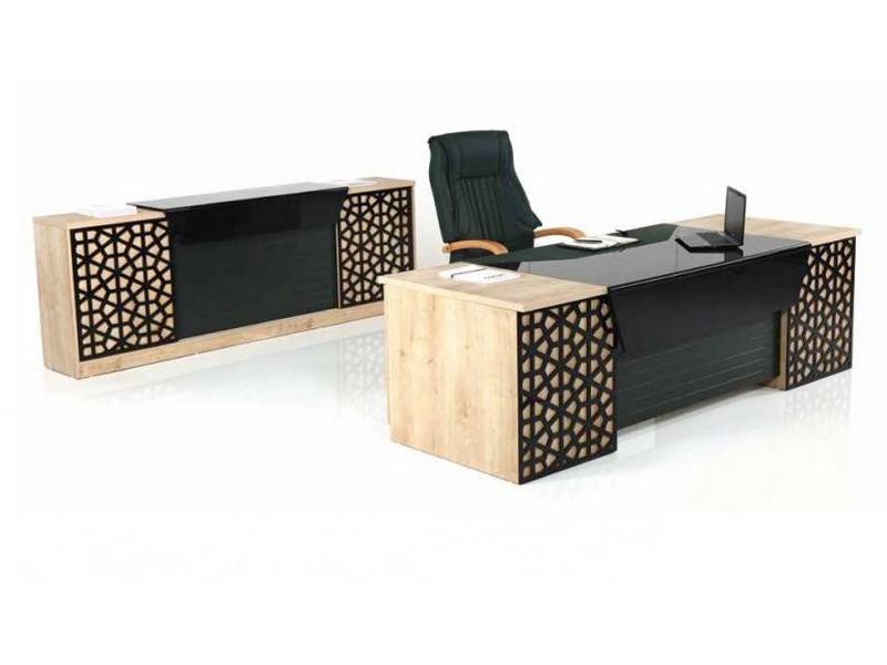 Petek makam takımı ofis mobilyası