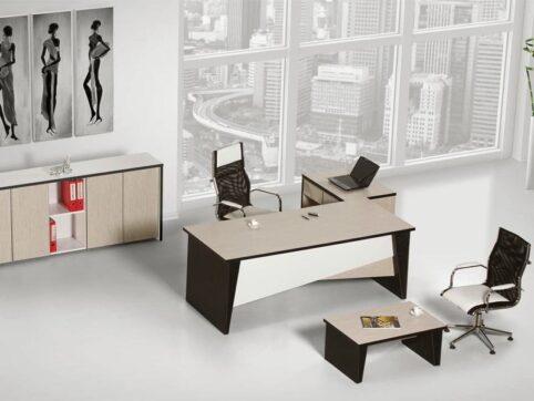 Zen ofis mobilyası, büro takımı